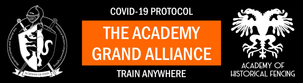 COVID-19 Protocol - The Academy Grand Alliance - Train Anywhere