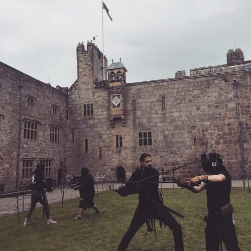 Academy of Steel - Chirk Castle Training